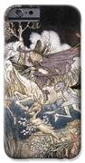 SPIRITS IN SLEEPY HOLLOW iPhone Case by Granger