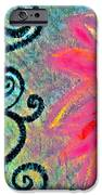 Sunny day pink iPhone Case by Gwyn Newcombe