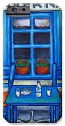 Table for Two in Greece iPhone Case by Lisa  Lorenz