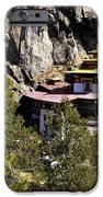 Taktsang Monastery  iPhone Case by Fabrizio Troiani