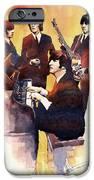 The Beatles 01 iPhone Case by Yuriy  Shevchuk