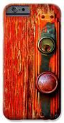 The Door Handle  iPhone Case by Tara Turner