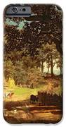 The House in the Woods iPhone Case by Albert Bierstadt