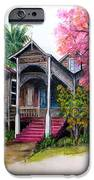 THIS OLD HOUSE  iPhone Case by KARIN KELSHALL- BEST