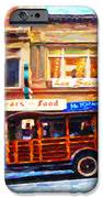 Touring The Streets of San Francisco . Photo Artwork iPhone Case by Wingsdomain Art and Photography