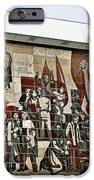 Traces of socialist idealism in Dresden iPhone Case by Christine Till
