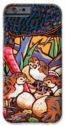 Turkeys iPhone Case by Nadi Spencer