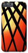 Umbrella 1 iPhone Case by CML Brown