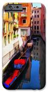 Venetian Canal iPhone Case by Jeff Kolker