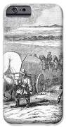WESTWARD EXPANSION, 1858 iPhone Case by Granger