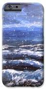 Winter Coastal Storm iPhone Case by Jack Skinner