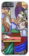 Jesus Anointed At Bethany IPhone Case by Anthony Falbo