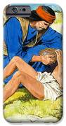 The Good Samaritan  IPhone Case by Clive Uptton