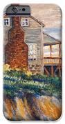 Abandoned Beach House IPhone Case by Dan Redmon