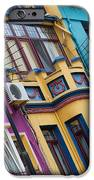 Abstract Istanbul 02 IPhone Case by Antony McAulay