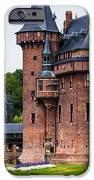 De Haar Castle. Utrecht. Netherlands IPhone Case by Jenny Rainbow