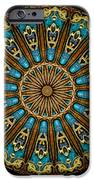 Kaleidoscope Steampunk Series Triptych IPhone Case by Amy Cicconi