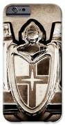 Lincoln Emblem IPhone Case by Jill Reger