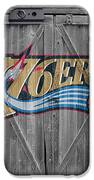 Philadelphia 76ers IPhone Case by Joe Hamilton