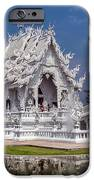 Rong Khun Temple IPhone Case by Adrian Evans