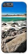 The Jersey Shore IPhone Case by Paul Ward
