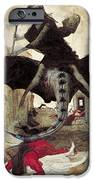 The Plague IPhone Case by Arnold Bocklin