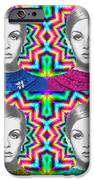 Twiggy IPhone Case by Alexander Gilbert