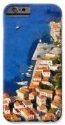 Kastellorizo Island IPhone Case by George Atsametakis