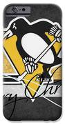 Pittsburgh Penguins IPhone Case by Joe Hamilton