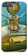 1923 Ford Model T Hood Ornament IPhone Case by Jill Reger