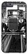 1930 Model T Ford Monochrome IPhone Case by Steve Harrington