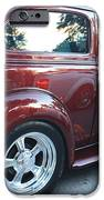 1937 Chevy Two Door Sedan Rear And Side View IPhone Case by John Telfer