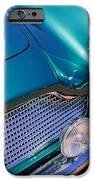 1960 Aston Martin Db4 Series II Grille IPhone Case by Jill Reger