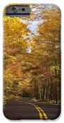 Autumn Drive IPhone Case by Andrew Soundarajan