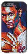Chris Bosh IPhone Case by Maria Arango