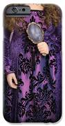 Gothic Woman IPhone Case by Amanda And Christopher Elwell