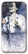 Jazz Billie Holiday Lady Sings The Blues  IPhone Case by Yuriy  Shevchuk