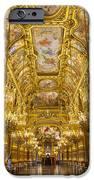 Palais Garnier Interior IPhone Case by Brian Jannsen