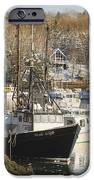South Bristol And Fishing Boats On The Coast Of Maine IPhone Case by Keith Webber Jr