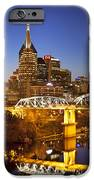 Twilight Over Nashville Tennessee IPhone Case by Brian Jannsen