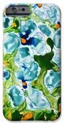 Miyoko Flowers IPhone Case by Baljit Chadha