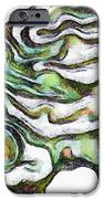 Colorful Abstract Forms IPhone Case by Odon Czintos