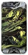 Abstract 51 IPhone Case by J D Owen