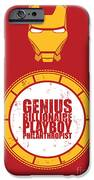 Iron Man IPhone Case by Unknow