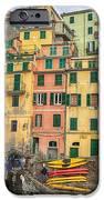 Riomaggiore IPhone Case by Joana Kruse
