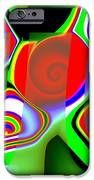 3Pi IPhone Case by Ron Hedges