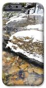 White Oak Run In Winter IPhone Case by Thomas R Fletcher