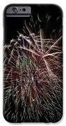 4th Of July Fireworks IPhone Case by Alan Hutchins