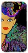 509 - The Colours Of A Summer Night B . IPhone Case by Irmgard Schoendorf Welch