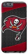 Tampa Bay Buccaneers IPhone Case by Joe Hamilton